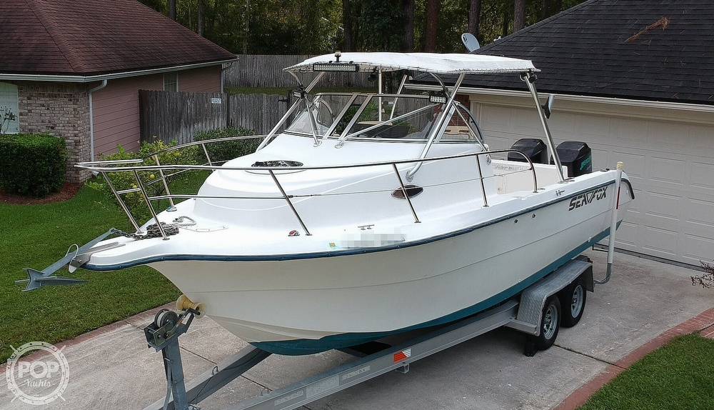 2002 Sea Fox boat for sale, model of the boat is 257WA & Image # 28 of 40