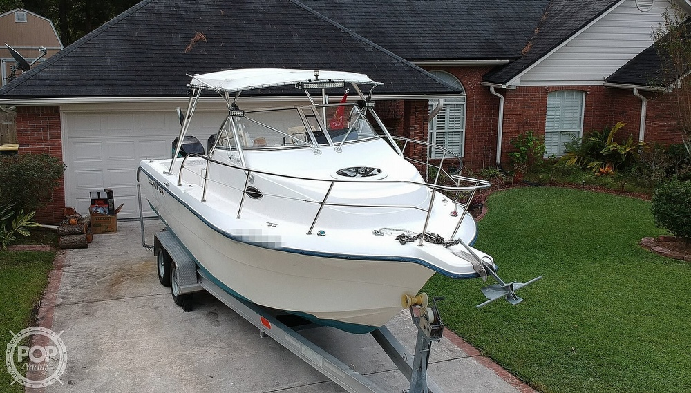 2002 Sea Fox boat for sale, model of the boat is 257WA & Image # 34 of 40