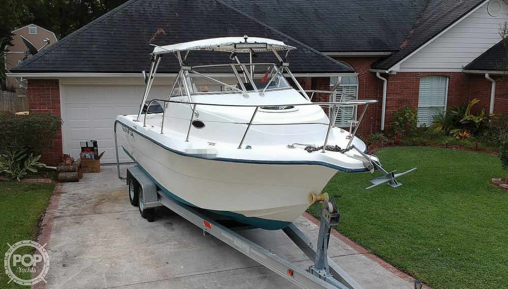 2002 Sea Fox boat for sale, model of the boat is 257WA & Image # 35 of 40