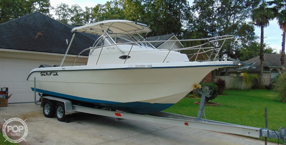 2002 Sea Fox boat for sale, model of the boat is 257WA & Image # 36 of 40