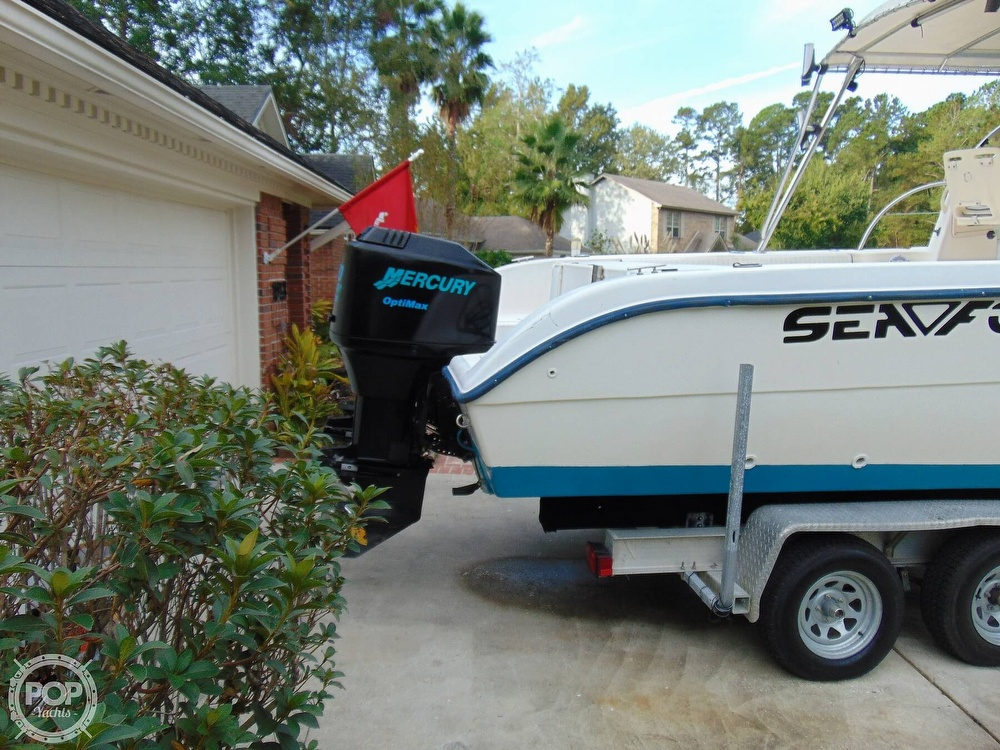 2002 Sea Fox boat for sale, model of the boat is 257WA & Image # 38 of 40