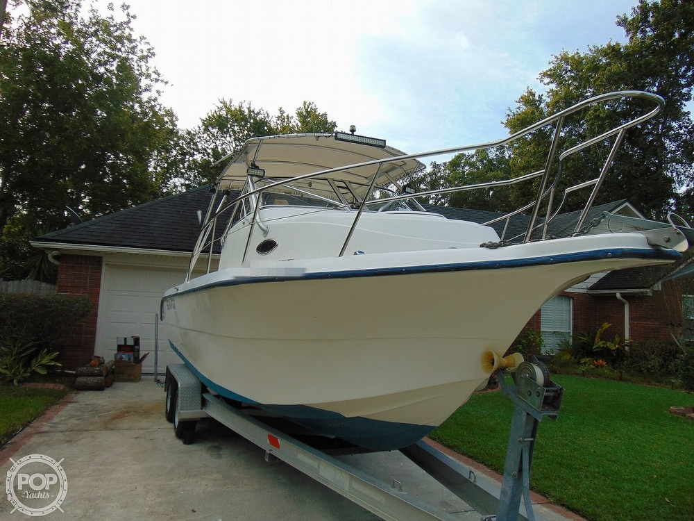 2002 Sea Fox boat for sale, model of the boat is 257WA & Image # 39 of 40