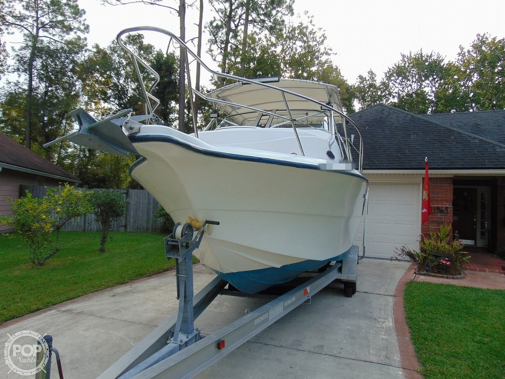 2002 Sea Fox boat for sale, model of the boat is 257WA & Image # 40 of 40