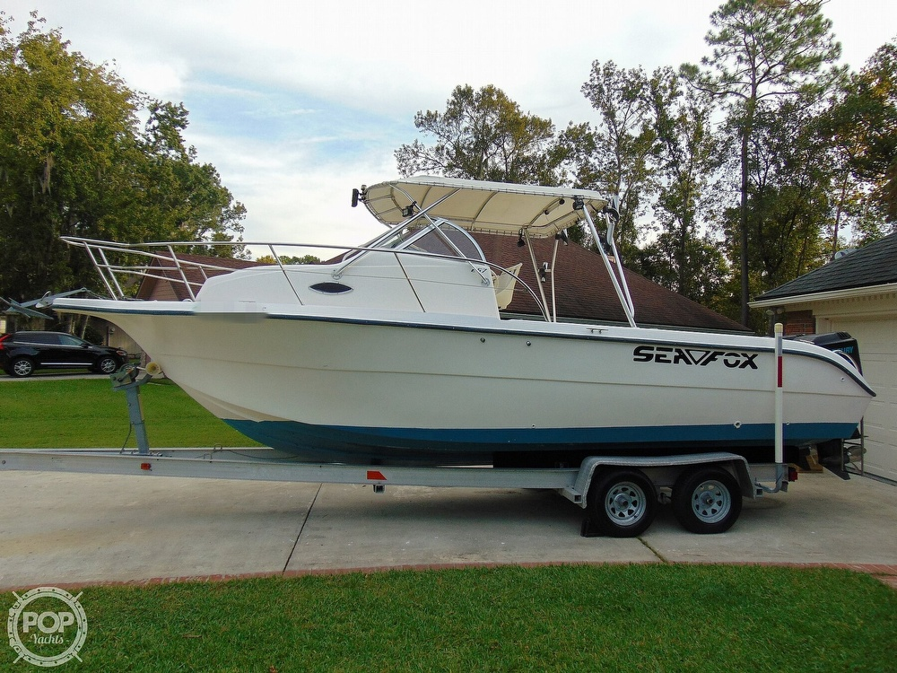 2002 Sea Fox boat for sale, model of the boat is 257WA & Image # 3 of 40