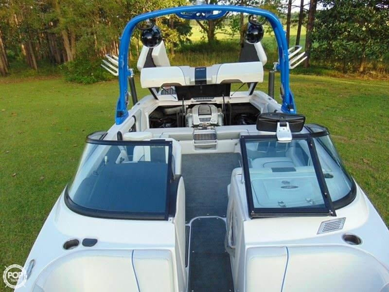 2011 Nautique boat for sale, model of the boat is Team 230 & Image # 5 of 40