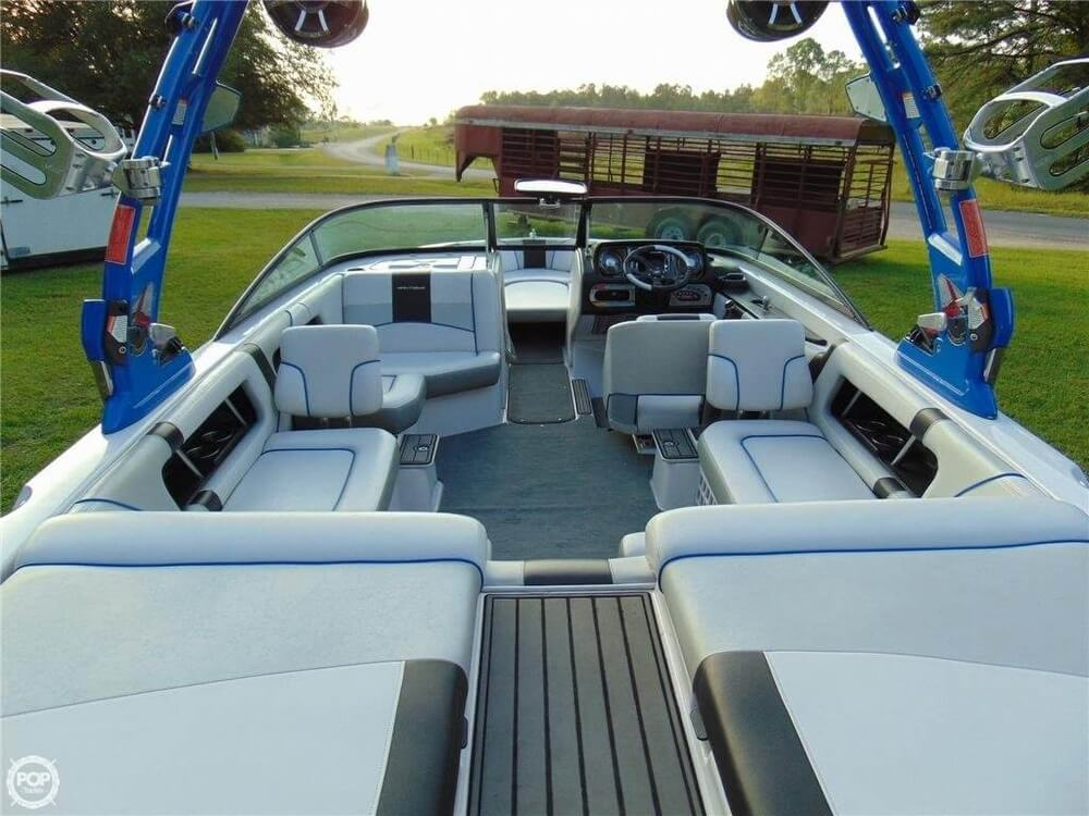 2011 Nautique boat for sale, model of the boat is Team 230 & Image # 7 of 40