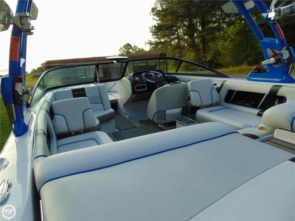 2011 Nautique boat for sale, model of the boat is Team 230 & Image # 9 of 40