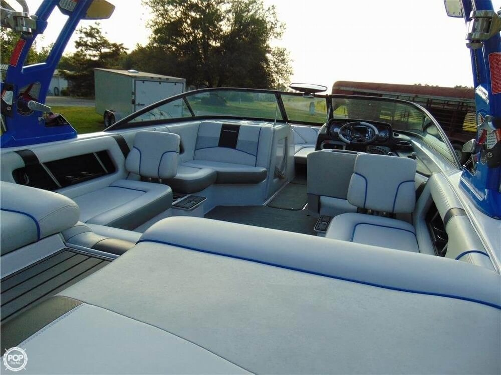 2011 Nautique boat for sale, model of the boat is Team 230 & Image # 10 of 40