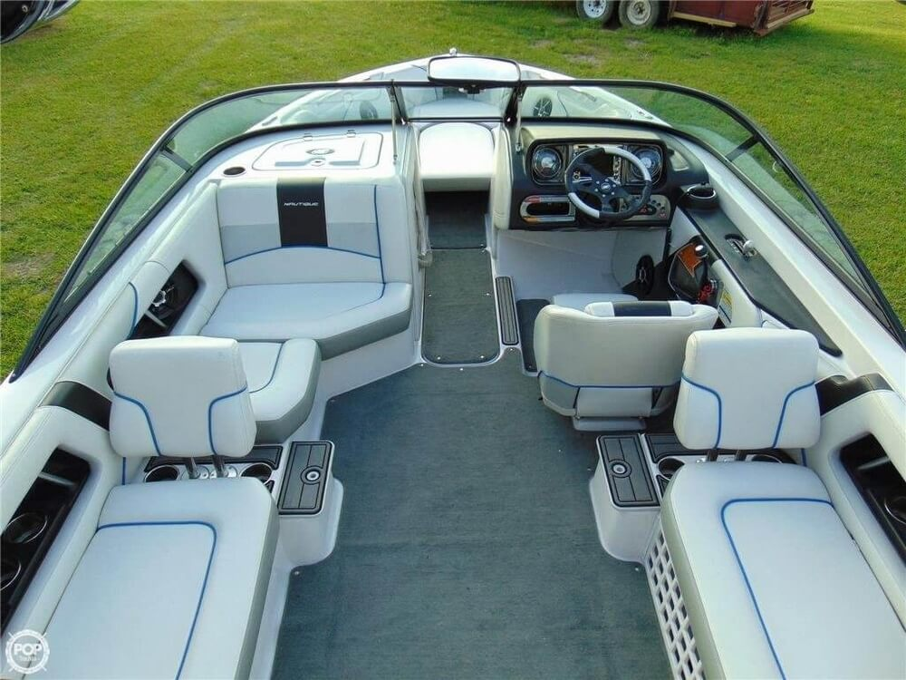 2011 Nautique boat for sale, model of the boat is Team 230 & Image # 11 of 40