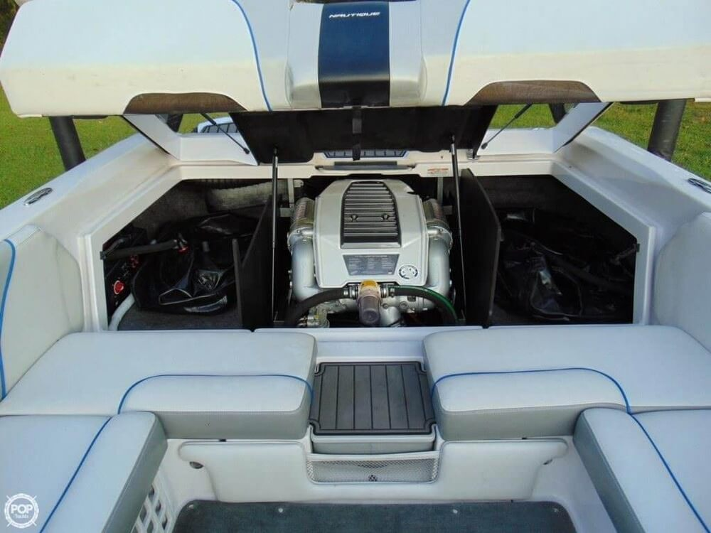 2011 Nautique boat for sale, model of the boat is Team 230 & Image # 12 of 40