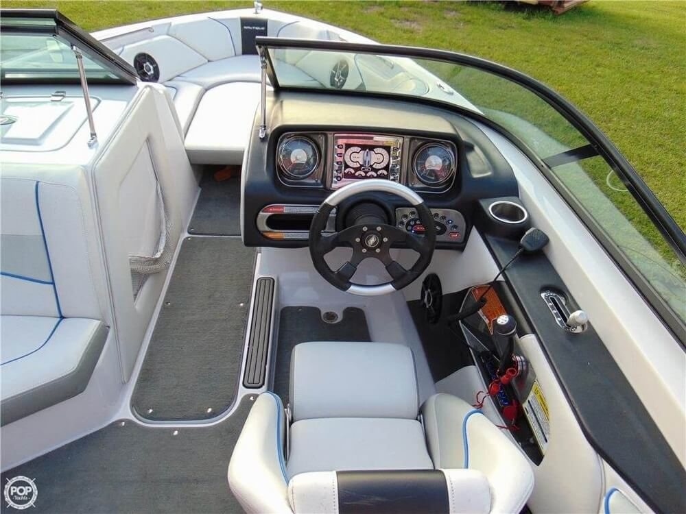 2011 Nautique boat for sale, model of the boat is Team 230 & Image # 14 of 40