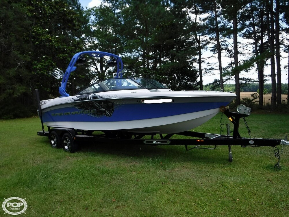 2011 Nautique boat for sale, model of the boat is Team 230 & Image # 15 of 40