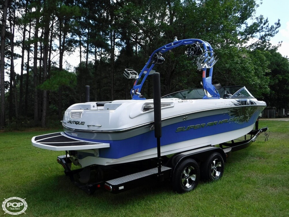 2011 Nautique boat for sale, model of the boat is Team 230 & Image # 16 of 40
