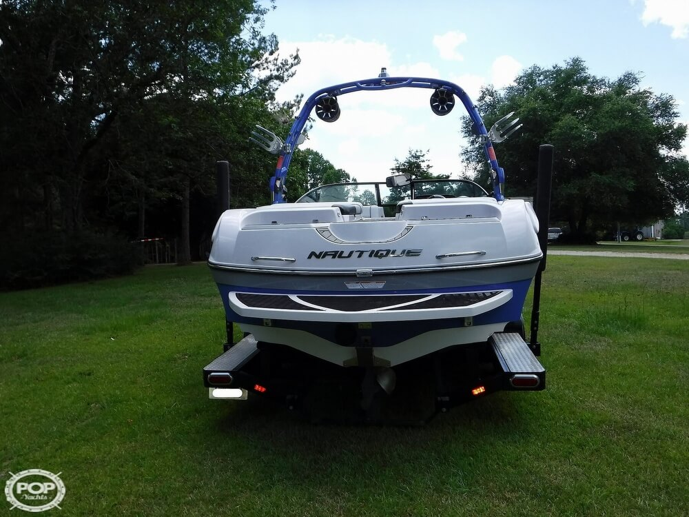 2011 Nautique boat for sale, model of the boat is Team 230 & Image # 17 of 40