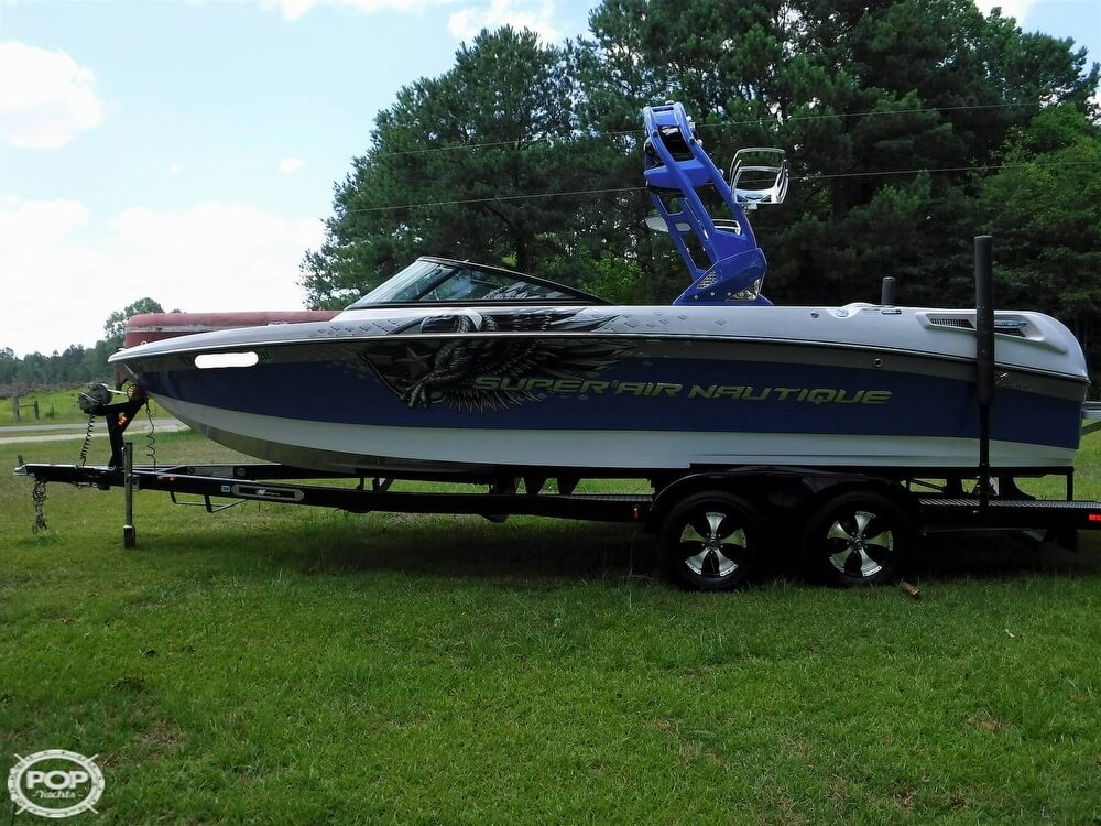 2011 Nautique boat for sale, model of the boat is Team 230 & Image # 18 of 40