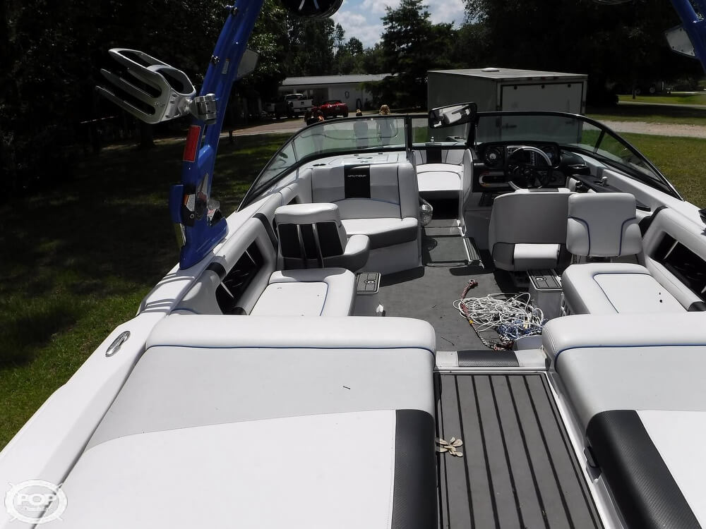 2011 Nautique boat for sale, model of the boat is Team 230 & Image # 20 of 40