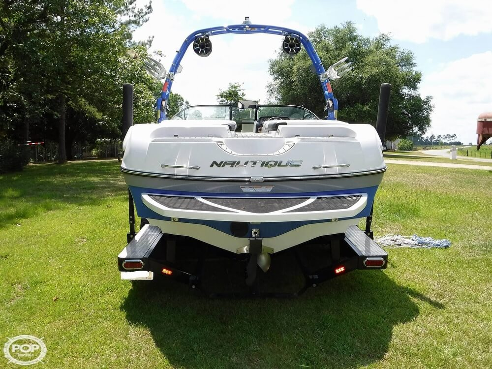 2011 Nautique boat for sale, model of the boat is Team 230 & Image # 24 of 40