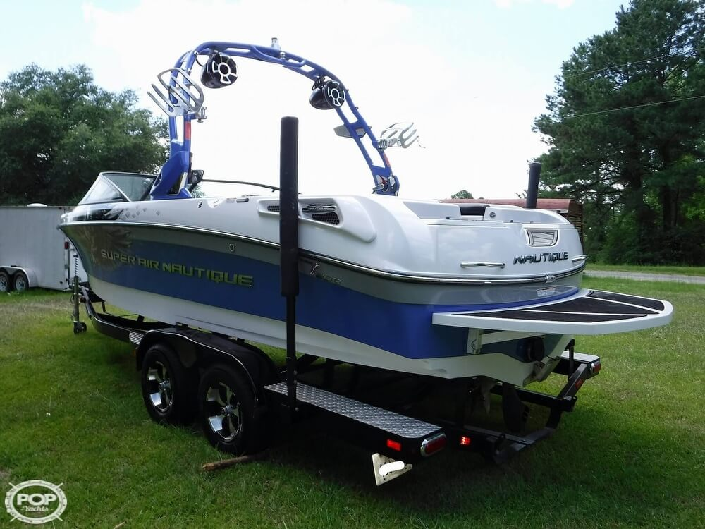 2011 Nautique boat for sale, model of the boat is Team 230 & Image # 27 of 40