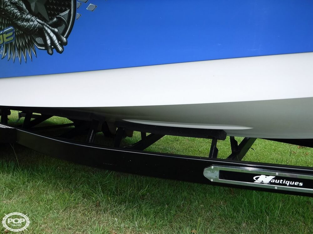 2011 Nautique boat for sale, model of the boat is Team 230 & Image # 35 of 40