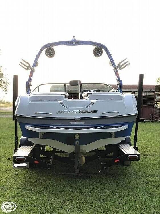 2011 Nautique boat for sale, model of the boat is Team 230 & Image # 4 of 40