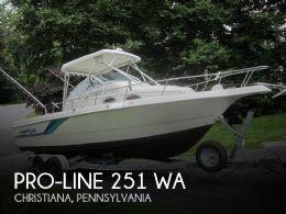 1995 Pro-Line 251 WA