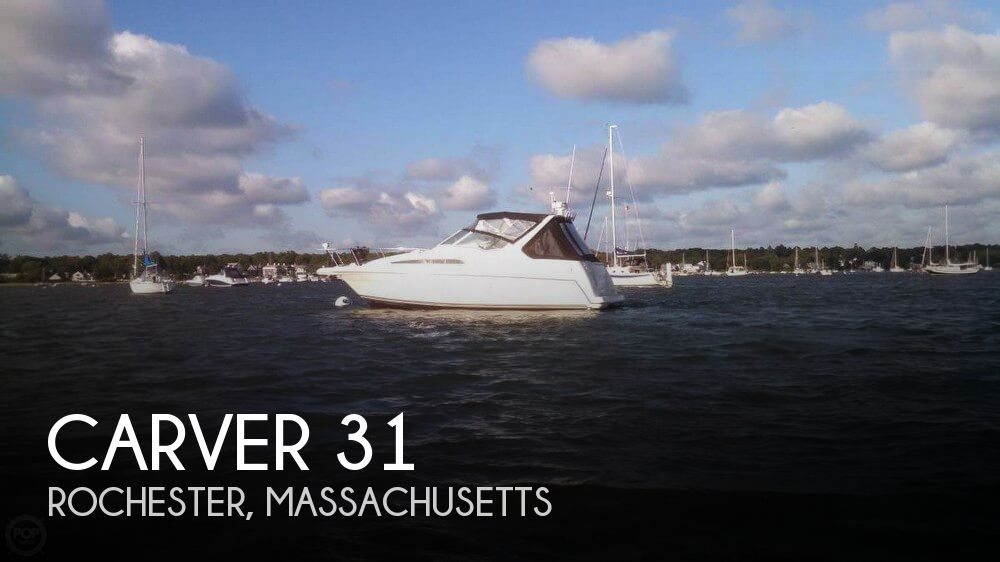Used Carver 31 Boats For Sale by owner | 1995 Carver 31