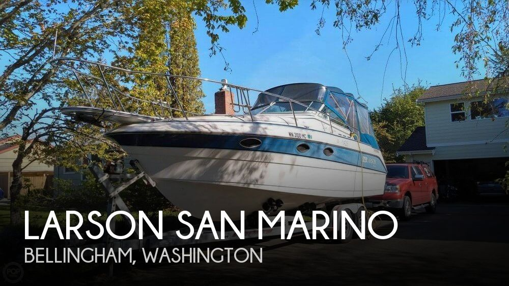 Used Larson Boats For Sale in Washington by owner | 1990 Larson 25
