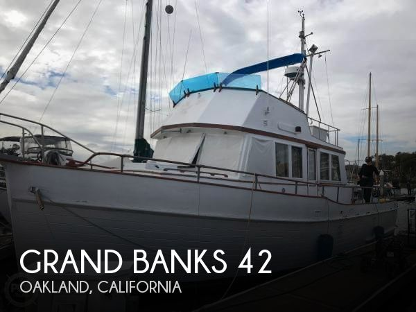 Used GRAND BANKS Boats For Sale by owner | 1971 Grand Banks 41
