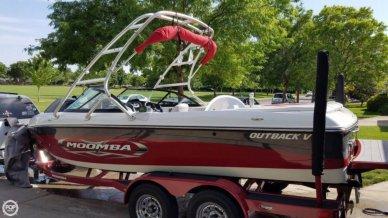 Moomba 20 Outback V, 22', for sale - $44,500