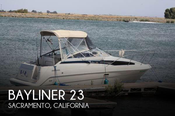 Used Bayliner 23 Boats For Sale by owner | 1996 Bayliner 23