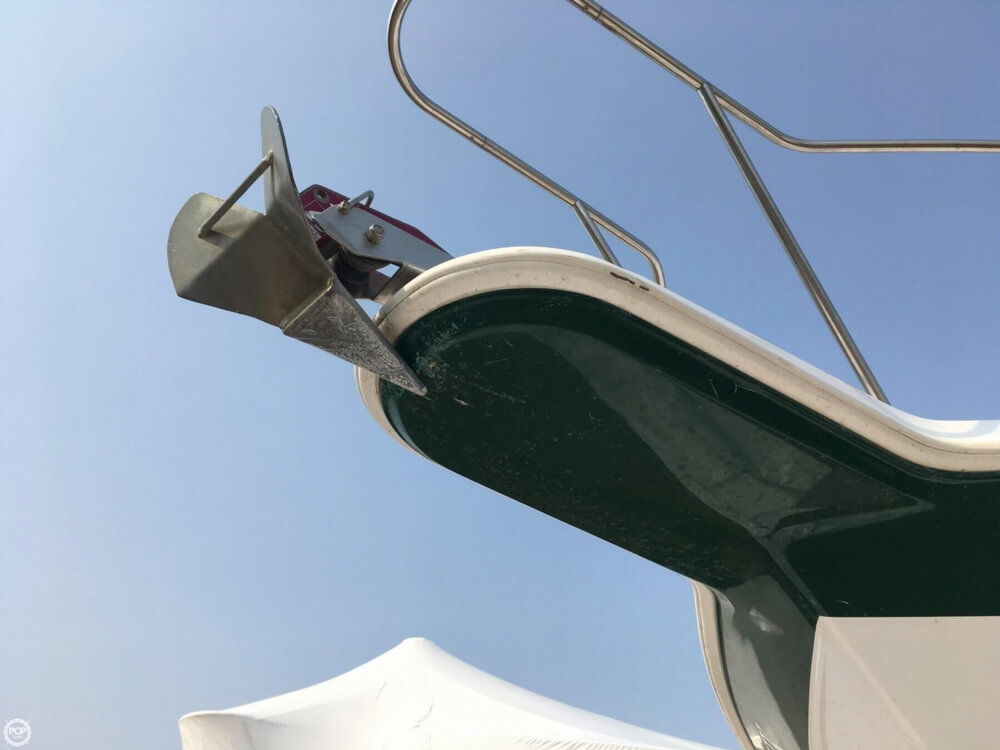 1999 Donzi boat for sale, model of the boat is 3250 LXC & Image # 19 of 40