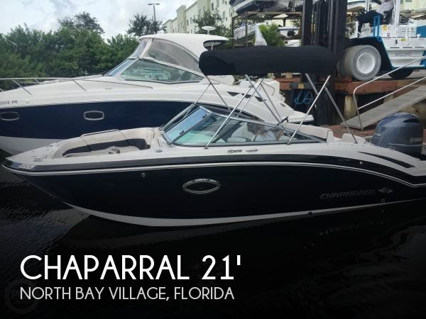 Used Chaparral 21 Boats For Sale by owner | 2016 Chaparral 21