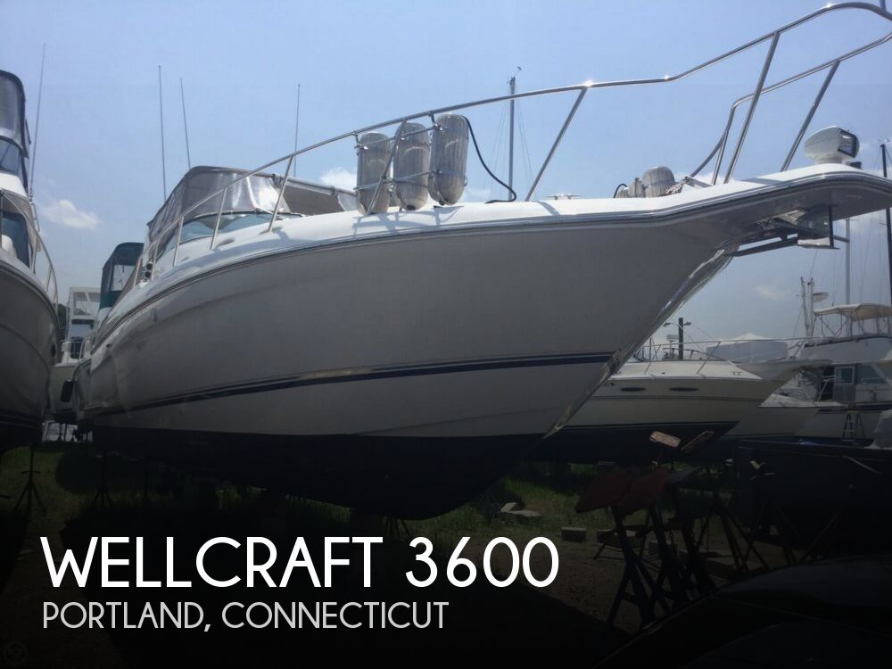 1997 WELLCRAFT MARTINIQUE 3600 for sale
