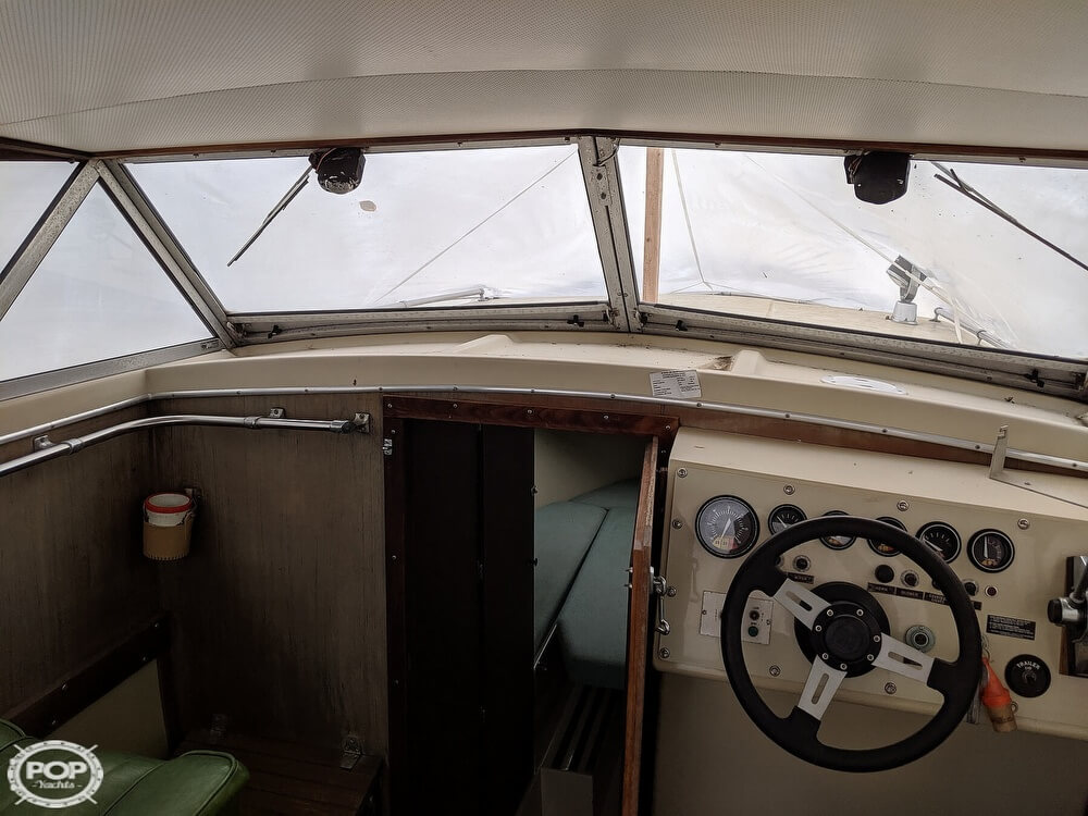 1976 Cruisers Yachts boat for sale, model of the boat is 257 Bar Harbor & Image # 39 of 40