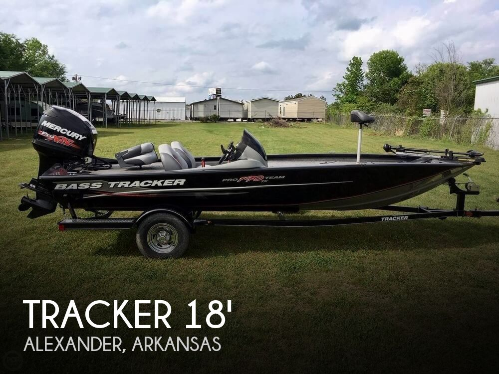 Used Sun Tracker Boats For Sale in Arkansas by owner   2015 Tracker 18