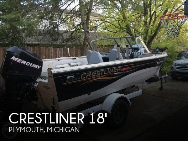Used Crestliner Boats For Sale in Jackson, Mississippi by owner | 2006 Crestliner 18