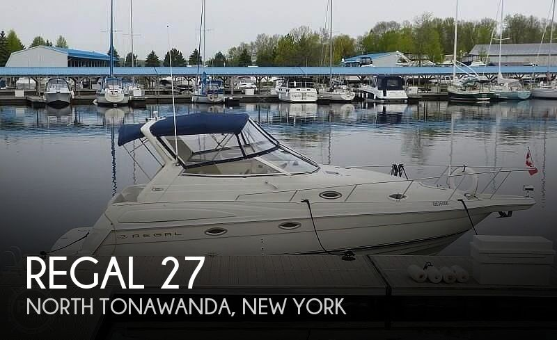 Used Regal Boats For Sale in New York by owner | 2001 Regal 27