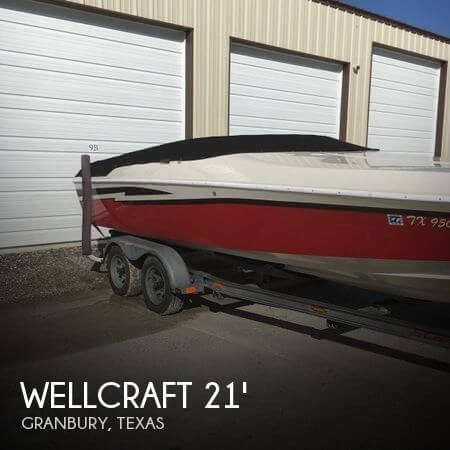 Used Wellcraft Boats For Sale in Texas by owner | 1989 Wellcraft 21