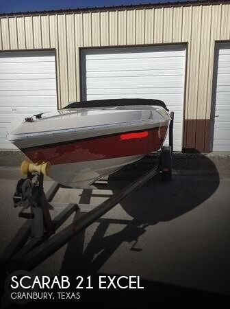 1989 Wellcraft boat for sale, model of the boat is Scarab 21 Excel & Image # 1 of 26