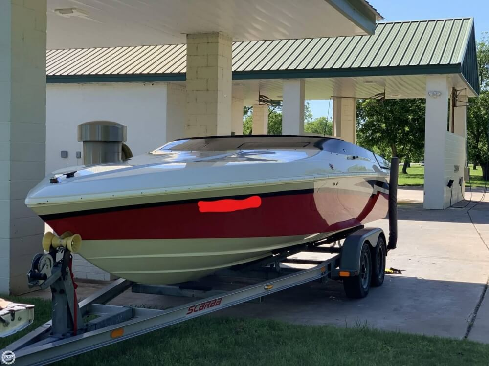 1989 Wellcraft boat for sale, model of the boat is Scarab 21 Excel & Image # 21 of 26