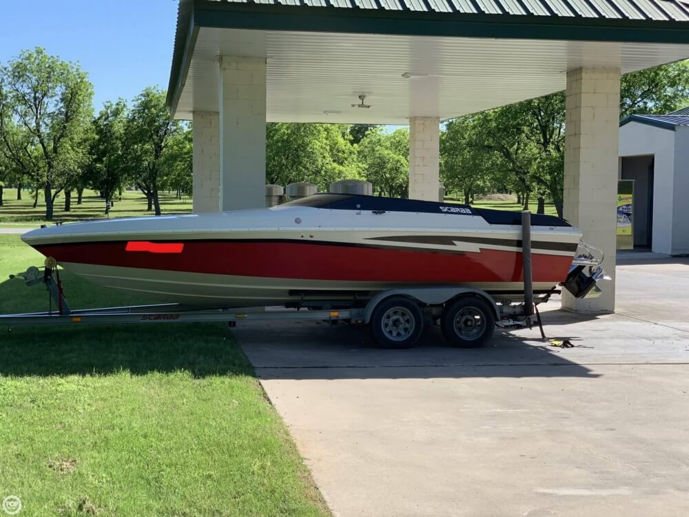 1989 Wellcraft boat for sale, model of the boat is Scarab 21 Excel & Image # 22 of 26
