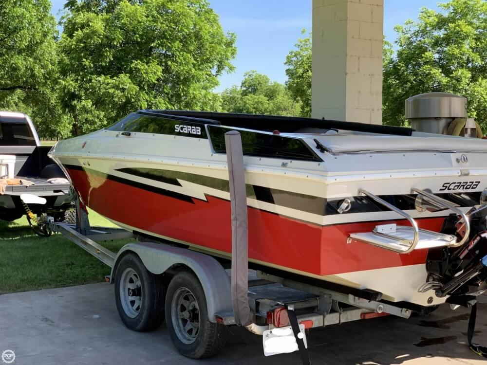 1989 Wellcraft boat for sale, model of the boat is Scarab 21 Excel & Image # 23 of 26