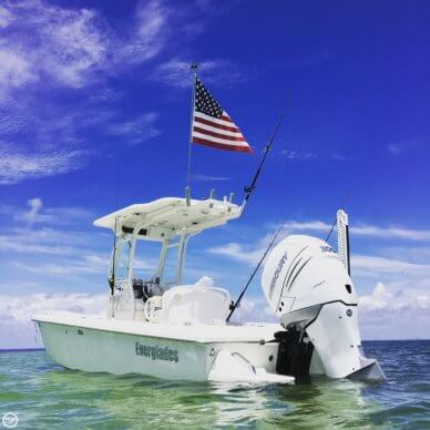 Everglades 223 CC, 24', for sale - $62,900