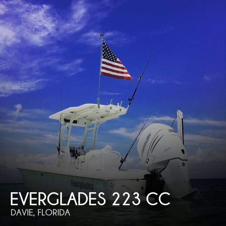 Used Everglades Boats For Sale by owner | 2008 Everglades 23