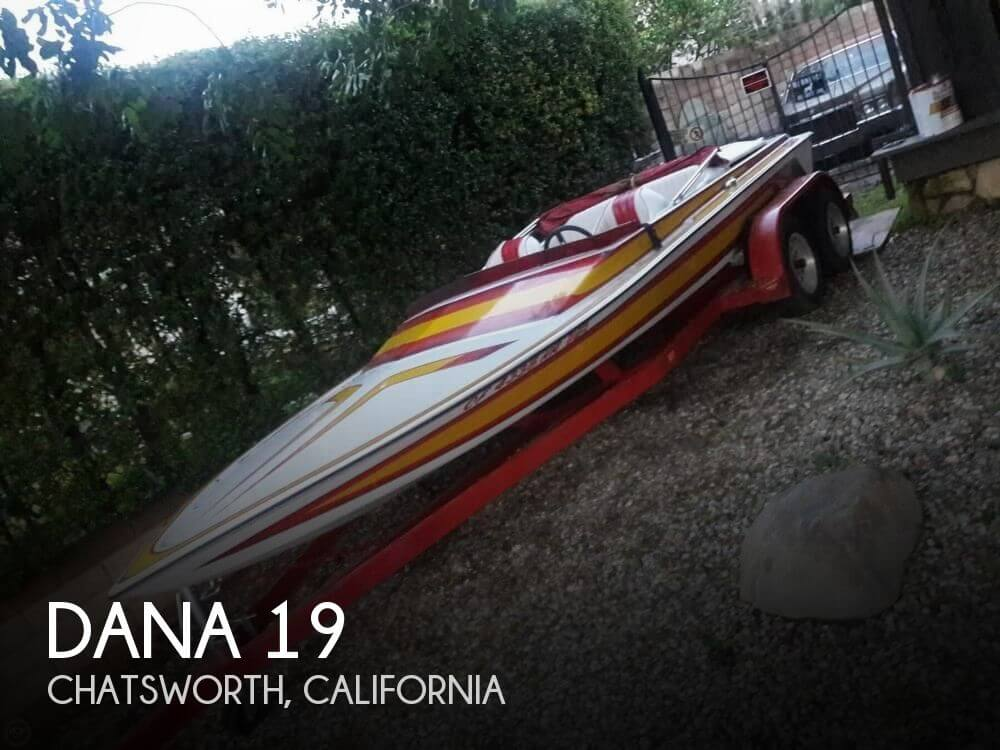 Used Dana Boats For Sale by owner | 1984 Dana 19
