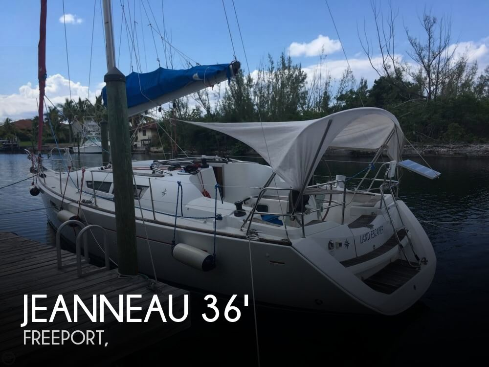 2008 Jeanneau boat for sale, model of the boat is Sun Odyssey 36i & Image # 1 of 39