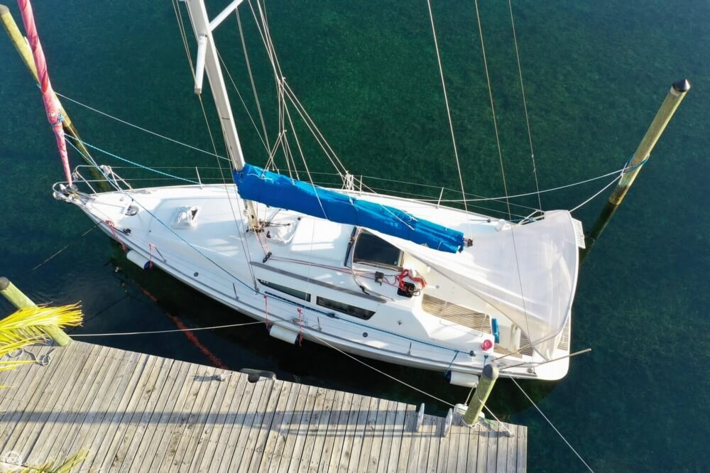 2008 Jeanneau boat for sale, model of the boat is Sun Odyssey 36i & Image # 5 of 39
