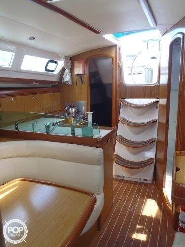2008 Jeanneau boat for sale, model of the boat is Sun Odyssey 36i & Image # 7 of 39