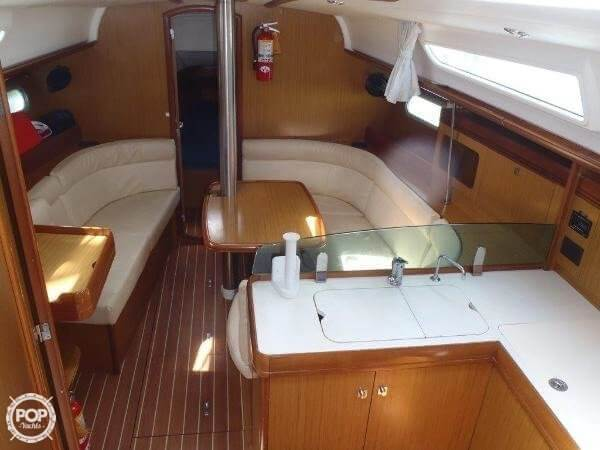 2008 Jeanneau boat for sale, model of the boat is Sun Odyssey 36i & Image # 8 of 39