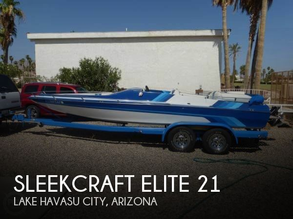 Used Sleekcraft Boats For Sale by owner | 1988 Sleekcraft 21